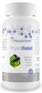 PhysioDiabet Supliment Pentru Diabet