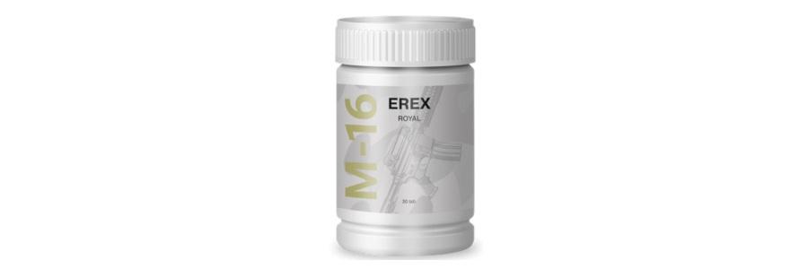 Erex M-16 Pastile Potenta