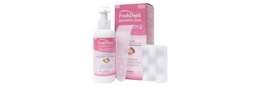 FreshDepil Crema Epilatoare