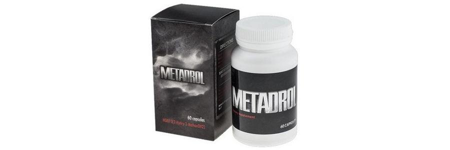 Metadrol Capsule Romania