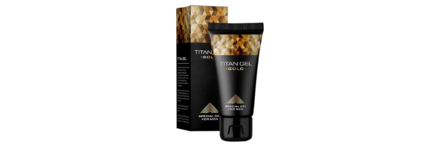 Titan Gel Gold Mareste Penisul