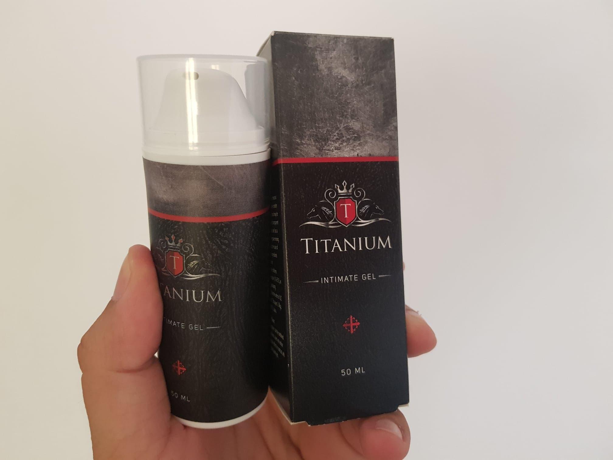 titanium-gel-forum