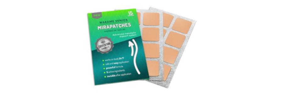 MiraPatches Plasturi Detoxifiere