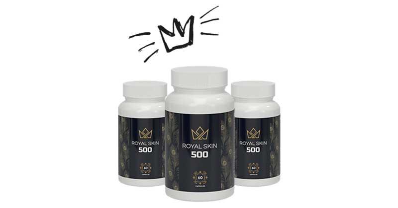 Royal Skin 500 Capsule