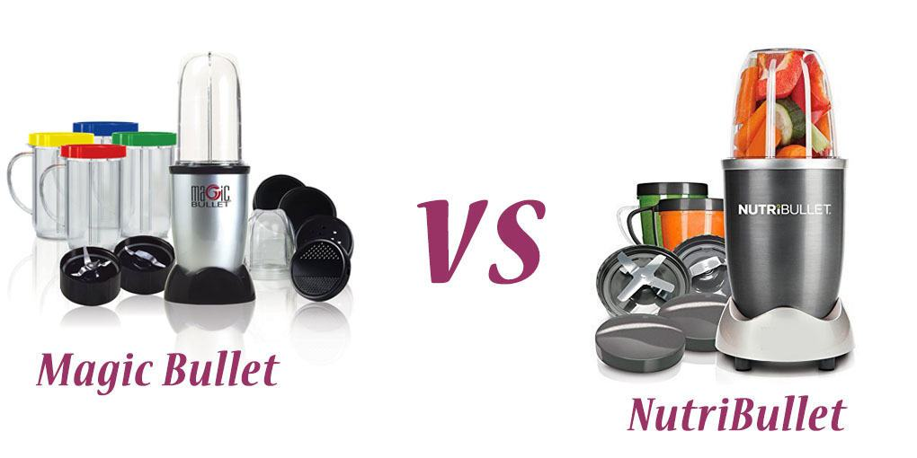 nutribullet sau magic bullet