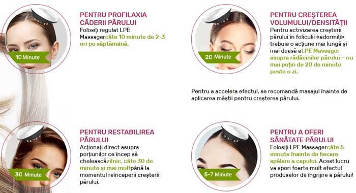 lpe-massager-mod-utilizare