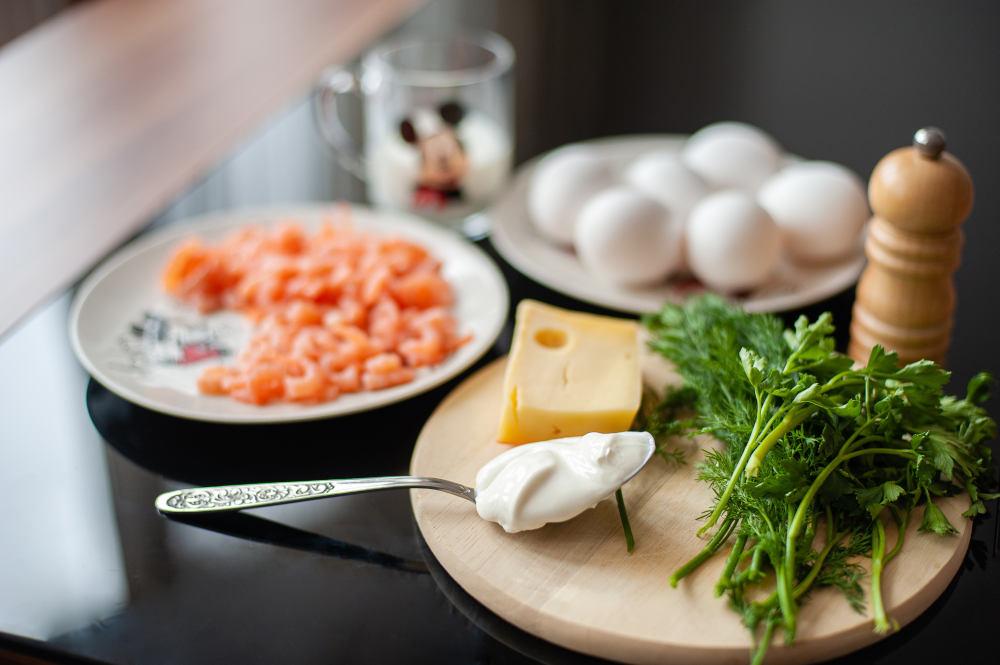 alimente dieta pescetariana creveti, produse lactate oua