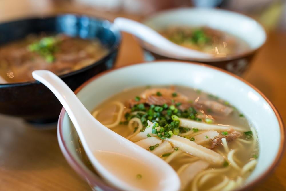 dieta Okinawa supa