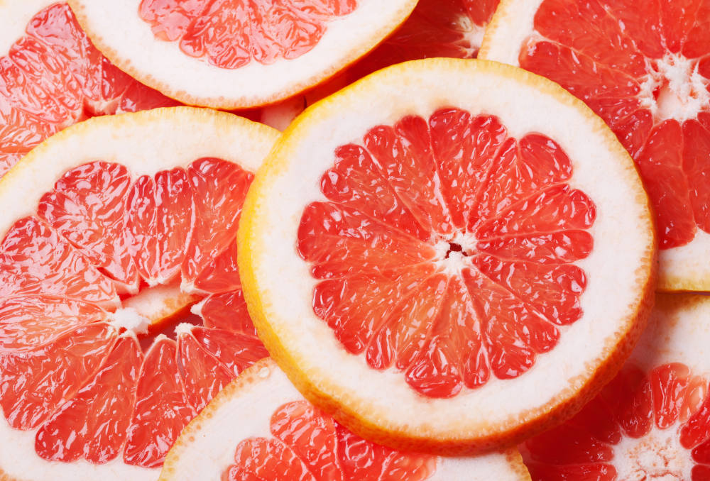 grapefruit vitamina C
