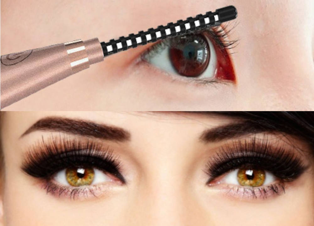 Eyelash Curler-ondulator gene utilizare