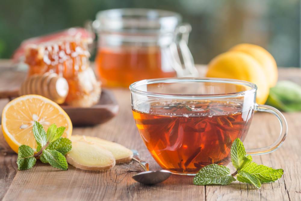 ceai ghimbir