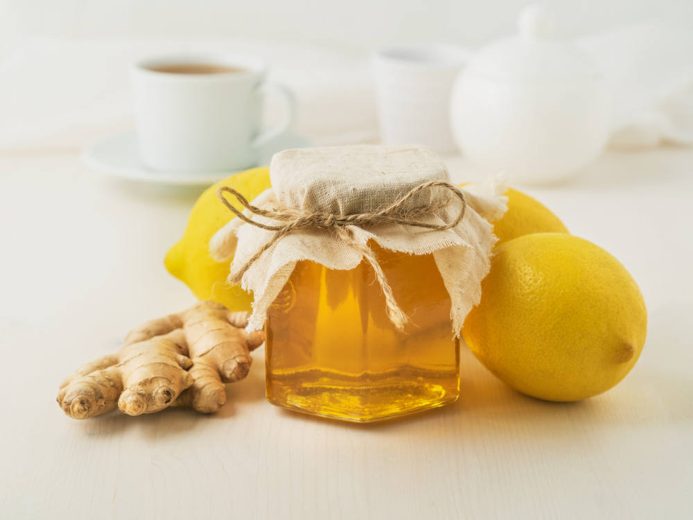 remediu natural ghimbir cu miere