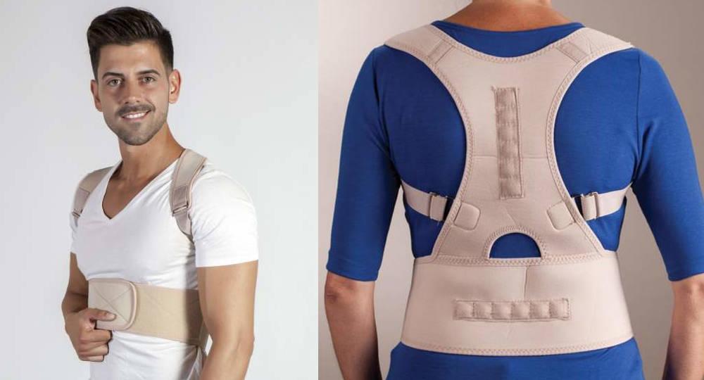barbat cu corset Active Posture